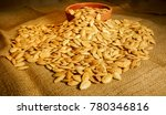tkabak chicken  nuts | Shutterstock . vector #780346816