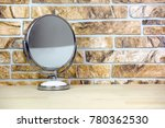 the image of mirror | Shutterstock . vector #780362530