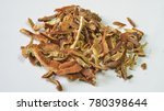 chinese herbal medicine   dried