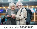 what time our plane. involved... | Shutterstock . vector #780405433