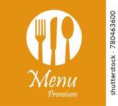 menu icon logo | Shutterstock .eps vector #780463600