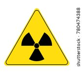 vector illustration toxic sign  ...