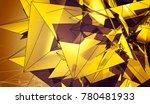 gold beautiful illustration... | Shutterstock . vector #780481933
