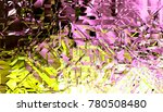 bright abstract mosaic pink... | Shutterstock . vector #780508480