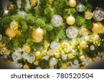 christmas new year | Shutterstock . vector #780520504