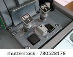 close up simulator jet | Shutterstock . vector #780528178