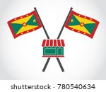 grenada emblem store   Shutterstock .eps vector #780540634