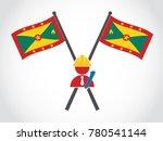 grenada emblem architect   Shutterstock .eps vector #780541144