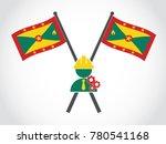 grenada emblem engineer   Shutterstock .eps vector #780541168