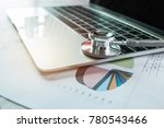 Focus Stethoscope Doctor Table...