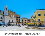 view of piazza mercantile in... | Shutterstock . vector #780620764