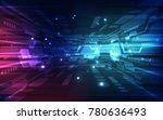 vector digital global...   Shutterstock .eps vector #780636493