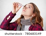 photo of ill female has bad... | Shutterstock . vector #780683149
