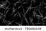 black and white stripes in... | Shutterstock .eps vector #780686638