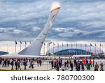 sochi  russia   february 10 ...   Shutterstock . vector #780700300