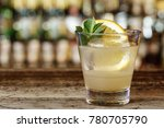 classic american cocktail... | Shutterstock . vector #780705790