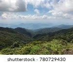 asian tropical landscape ... | Shutterstock . vector #780729430