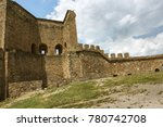 the ruins of the ancient... | Shutterstock . vector #780742708