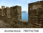 the ruins of the ancient... | Shutterstock . vector #780742768