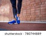sneakers footwear sport | Shutterstock . vector #780744889