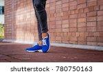 sneakers footwear sport | Shutterstock . vector #780750163