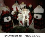 Figurines Of Christmas Carolers
