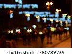 blurred city lights   Shutterstock . vector #780789769