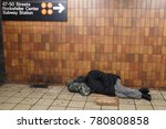 new york   december 19  2017 ... | Shutterstock . vector #780808858