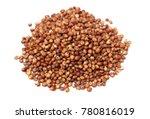 sorgo seed  sorghum moench  | Shutterstock . vector #780816019