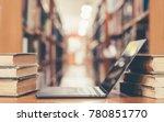 e learning class and e book... | Shutterstock . vector #780851770