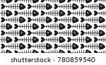 fish illustration cartoon fish...   Shutterstock .eps vector #780859540
