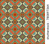 seamless pattern for cards ... | Shutterstock . vector #780897364