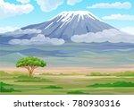 Decorative Landscape   The...