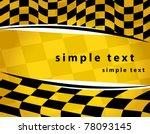 checkered background. eps10   Shutterstock .eps vector #78093145