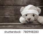 Teddy Bear With Bandages And...