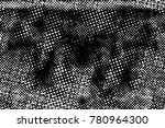 black and white round spots... | Shutterstock . vector #780964300