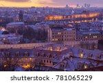 Winter Prague Before Sunrise  ...