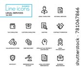 Legal Services   Line Design...