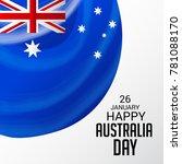 vector illustration of a banner ... | Shutterstock .eps vector #781088170
