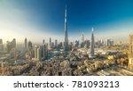 Dubai Downtown Evening...
