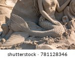 Sand Sculpture Landscape
