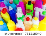 background of multi colored... | Shutterstock . vector #781218040