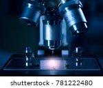 a modern electronic optical...   Shutterstock . vector #781222480