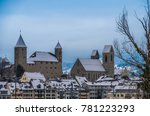 Rapperswil Castle  Zurich Lake  ...