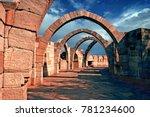 'saat kamaan'  seven arches  a... | Shutterstock . vector #781234600