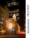 Old State House Amid The...