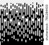 vector halftone transition... | Shutterstock .eps vector #781284433