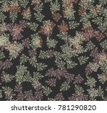 abstract background in pastel... | Shutterstock . vector #781290820