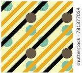 lines and hidden circles...   Shutterstock .eps vector #781377034