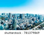 asia business concept for real... | Shutterstock . vector #781379869